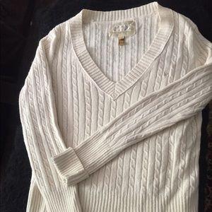 American Eagle V-Neck Sweater, Sz. XL/TG